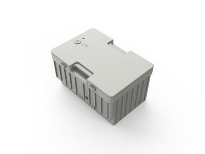 Acopower X200 11,1Volt/15 Amper Li-ion Yedek Akü - Thumbnail