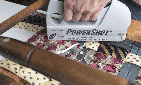Arrow 5700 6-14mm Zımba-15mm Çivi Profesyonel Mekanik Zımba ve Çivi Tabancası + 1250 Adet Zımba