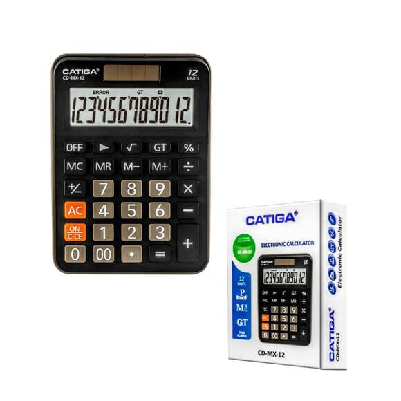 Catiga CD-MX-12 Hesap Makinesi