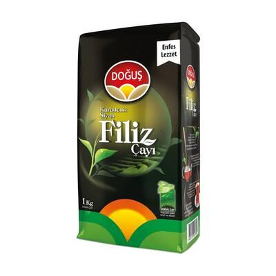 Doğuş Siyah Filiz Çay 1000 gr