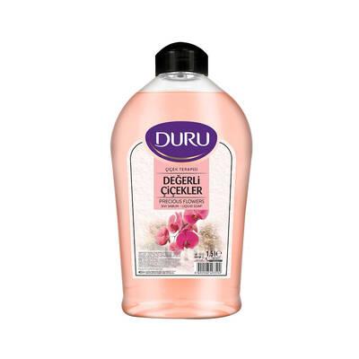Duru Natural Değerli Çiçekler Sıvı Sabun 1500 ml