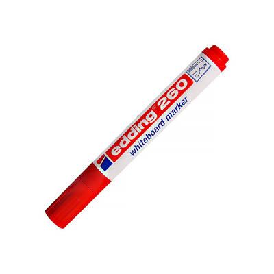 Edding Beyaz Tahta Kalemi E-260 Kırmızı