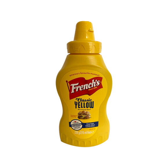 French's Yellow Hardal 226 gr