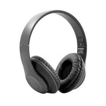 Hytech Kart Özellikli Siyah Bluetooth Kulaklık