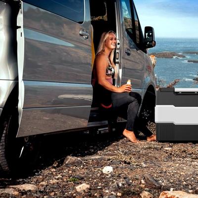 Iceco YCD60S 12-24Volt 56 Litre Outdoor Kompresörlü Oto Buzdolabı - Thumbnail