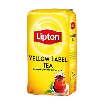 Lipton Dökme Çay Yellow Label 1000 gr