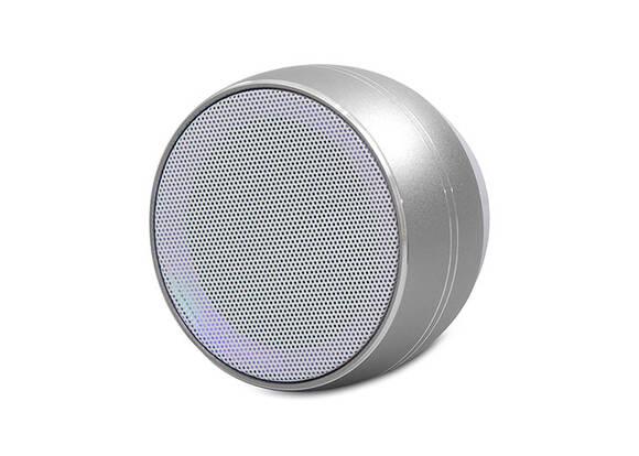 Mikado MD-X8BT Gümüş Usb+Sd Destekli Bluetooth Müzik Kutusu