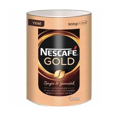 Nescafe Gold Kahve Teneke 900 gr
