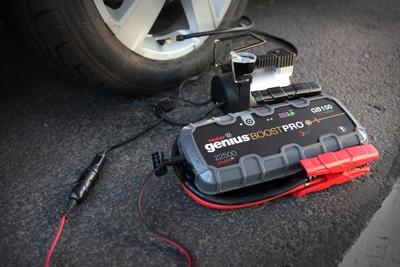 NOCO Genius GB150 12V 3000Amp Ultrasafe Lityum Akü Takviye + Powerbank + Led Lamba - Thumbnail