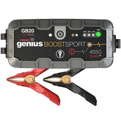NOCO Genius GB20 12V 500Amp Ultrasafe Lityum Akü Takviye + Powerbank + Led Lamba - Thumbnail