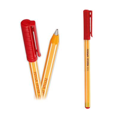 Pensan Ofispen 1010 Kırmızı Tükenmez Kalem