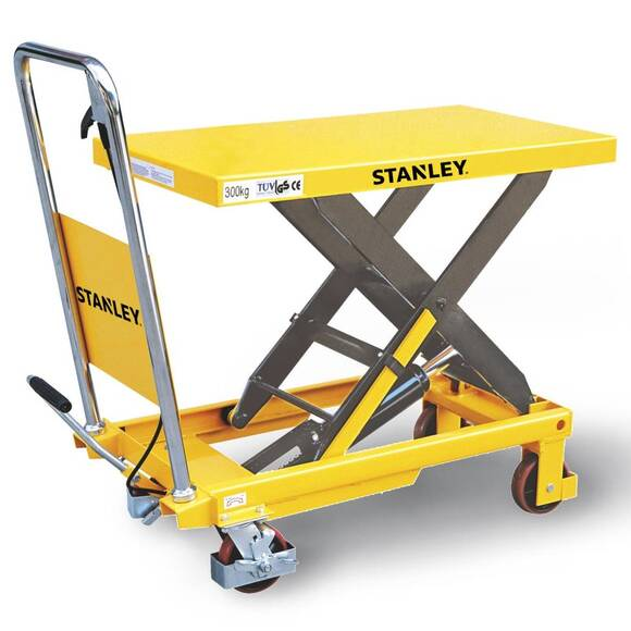 Stanley X300 300Kg Profesyonel Makaslı Platform