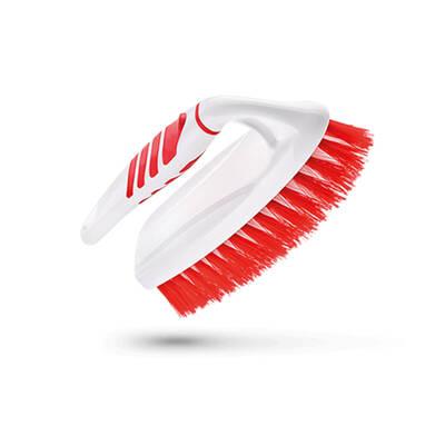 Titiz Plastik TP-334 Softon Temizlik Fırçası Kırmızı