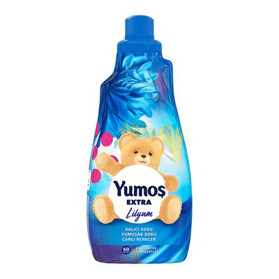 Yumoş Extra Lilyum Çamaşır Yumuşatıcı 1440 ml - Thumbnail
