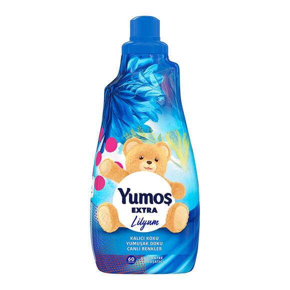 Yumoş Extra Lilyum Çamaşır Yumuşatıcı 1440 ml